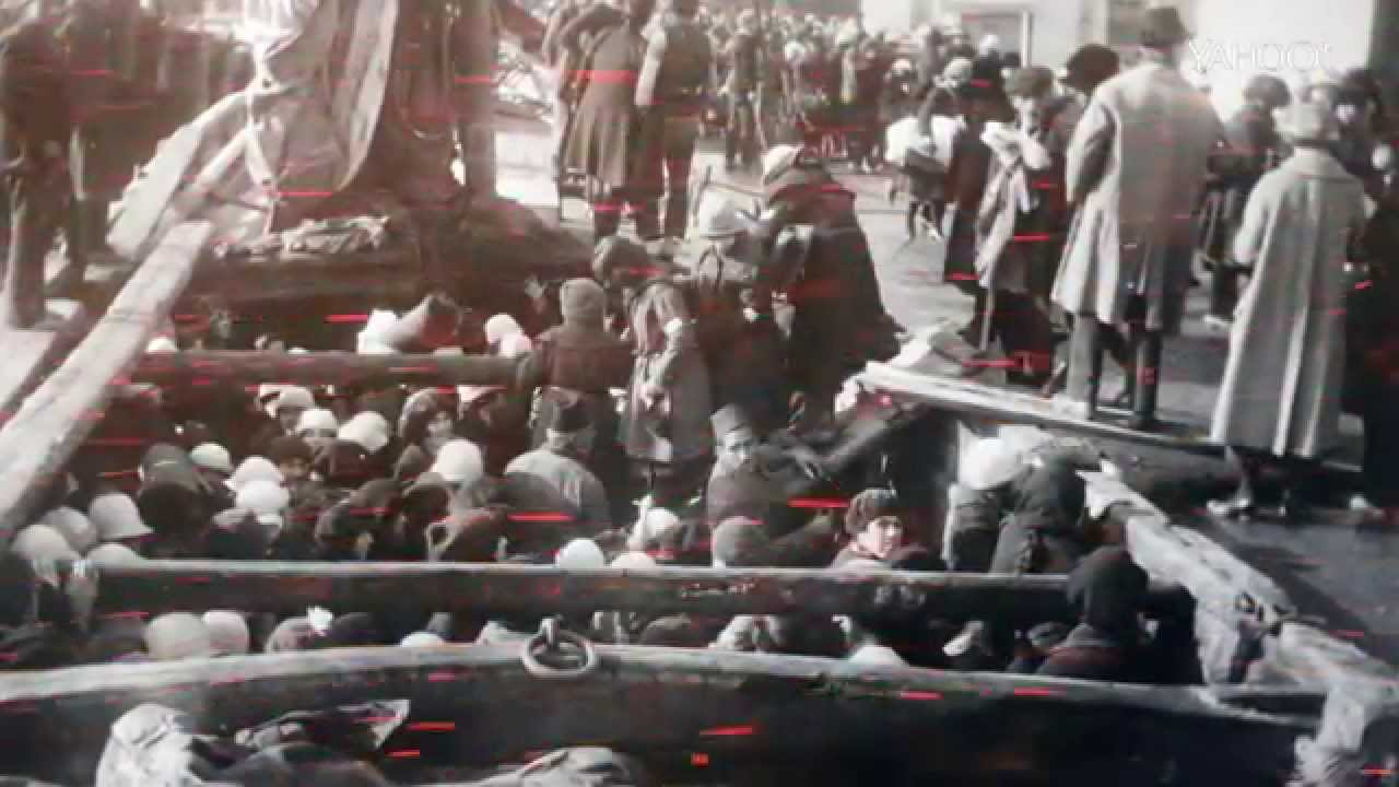 APRIL 24 1915 The Armenian Genocide Katie Couric NOW I