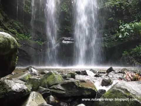 Cascada Las Delicias Jayuya, Puerto Rico I