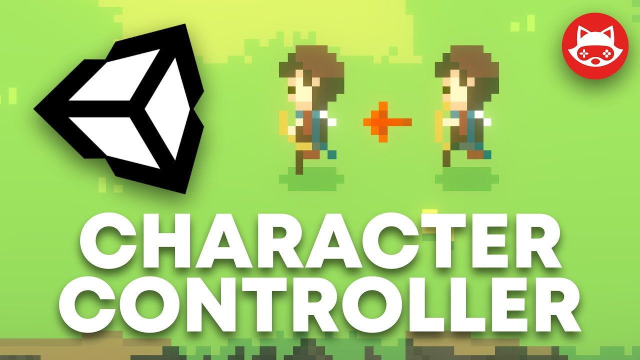 Unity Top Down Character Controller with Animation and Movement - Tutorial
