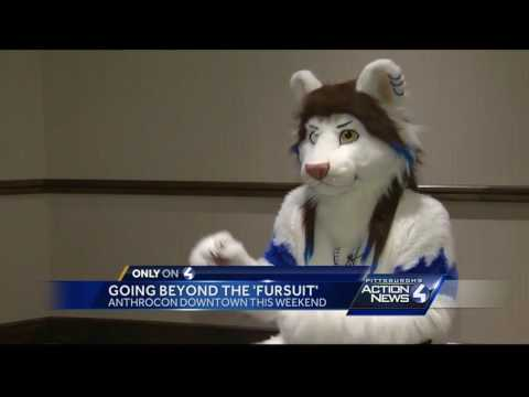 Beyond The Suit: The World Of Furries