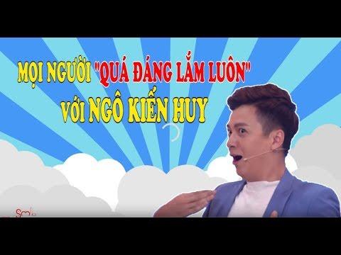 """Ngô Kiến Huy - MC bị """"chặt chém"""" nhiều nhất Khúc hát se duyên"""