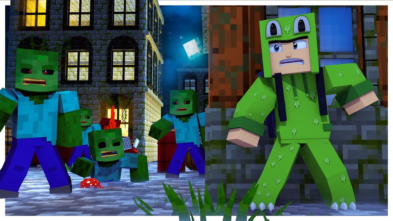 Download Zombie Apolcalypse - WE MUST ESCAPE THE CITY!
