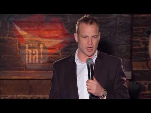 John Beuhler - Ha!ifax ComedyFest 2012