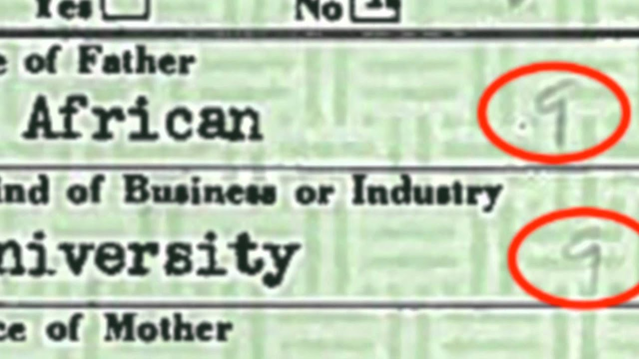 Why does obama have 2 birth certificates?