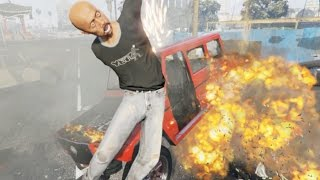 GTA 5 Die Hard - Slow Motion Kills 19