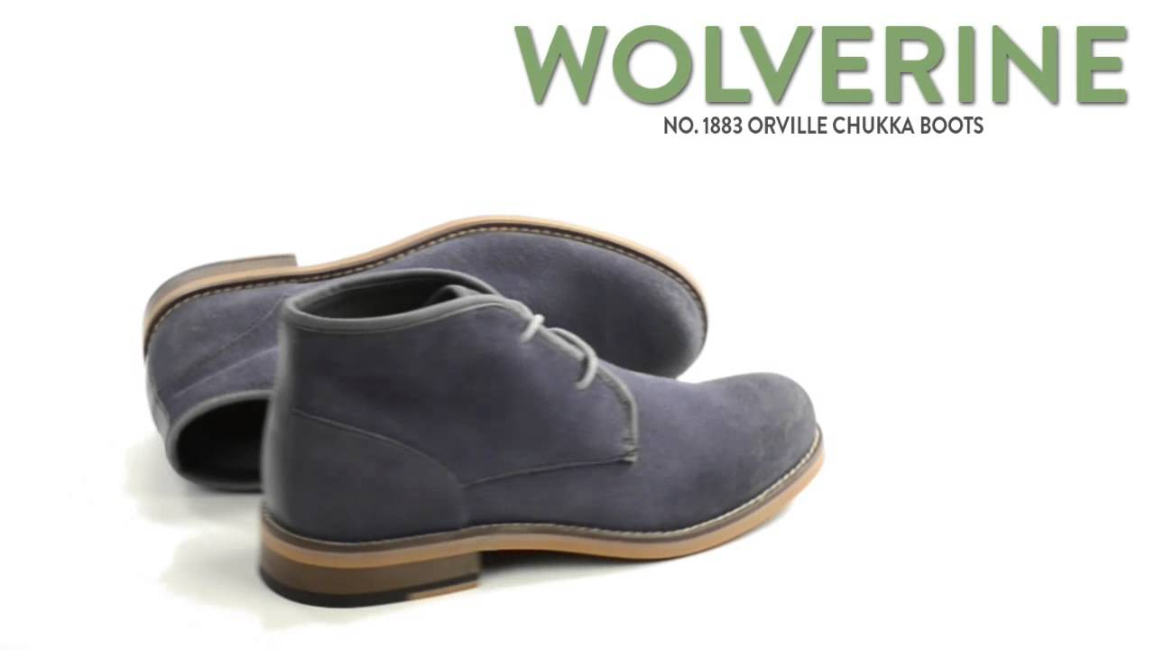 e1fd861be9b Wolverine No. 1883 Orville Chukka Boots (For Men)