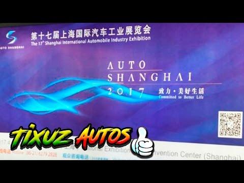 Dando el tour | Auto Shanghai 2017