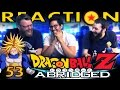 TFS DragonBall Z Abridged REACTION and DISCUSSION!! Episode 53