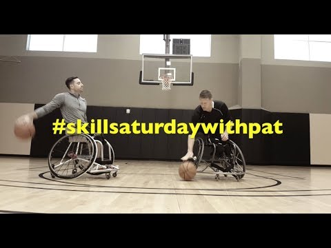 Patrick Anderson - Skill Saturday #2 - 5 Minute Ball Handling Workout