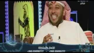رد المطربة شمس الكويتية على تقليد حسن البلام لها جديد