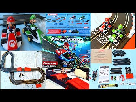 Mario Kart – Carrera Racing System Slot Car Track