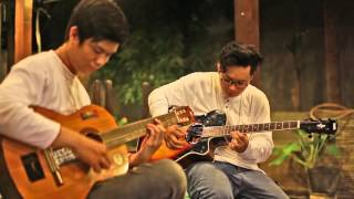 acoustic cover dewi alexa by ruben stefanus