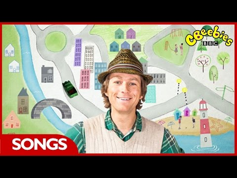Mr Bloom: Here, There and Everywhere - Theme song - CBeebies