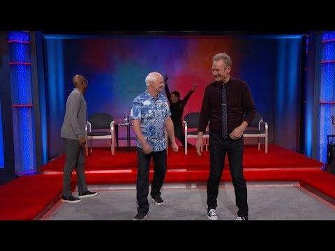 Whose Line: Brad was gonna say Uranus!