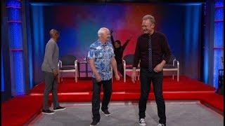 "Whose Line: ""Brad was gonna say Uranus!"""