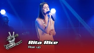 Baixar Rita Rice – Rise up   Prova Cega   The Voice Portugal