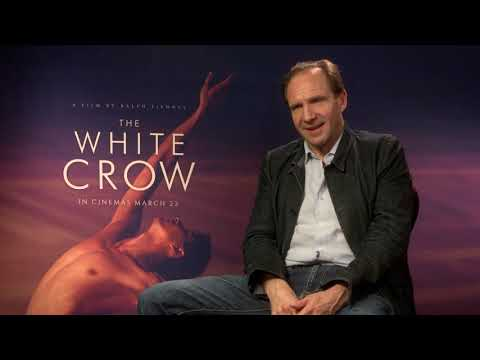 Vera exclusive interview with Ralph Fiennes