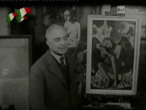 Pittori del XX°secolo - Felice Casorati