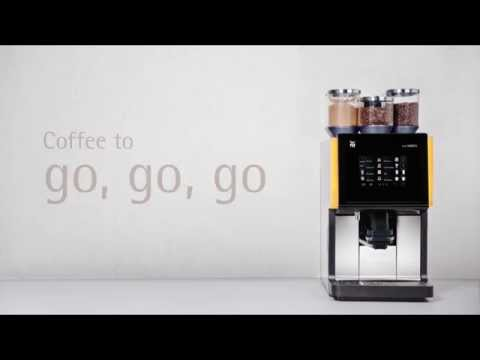 Fully Automatic Coffeemachine The New Wmf 5000 S