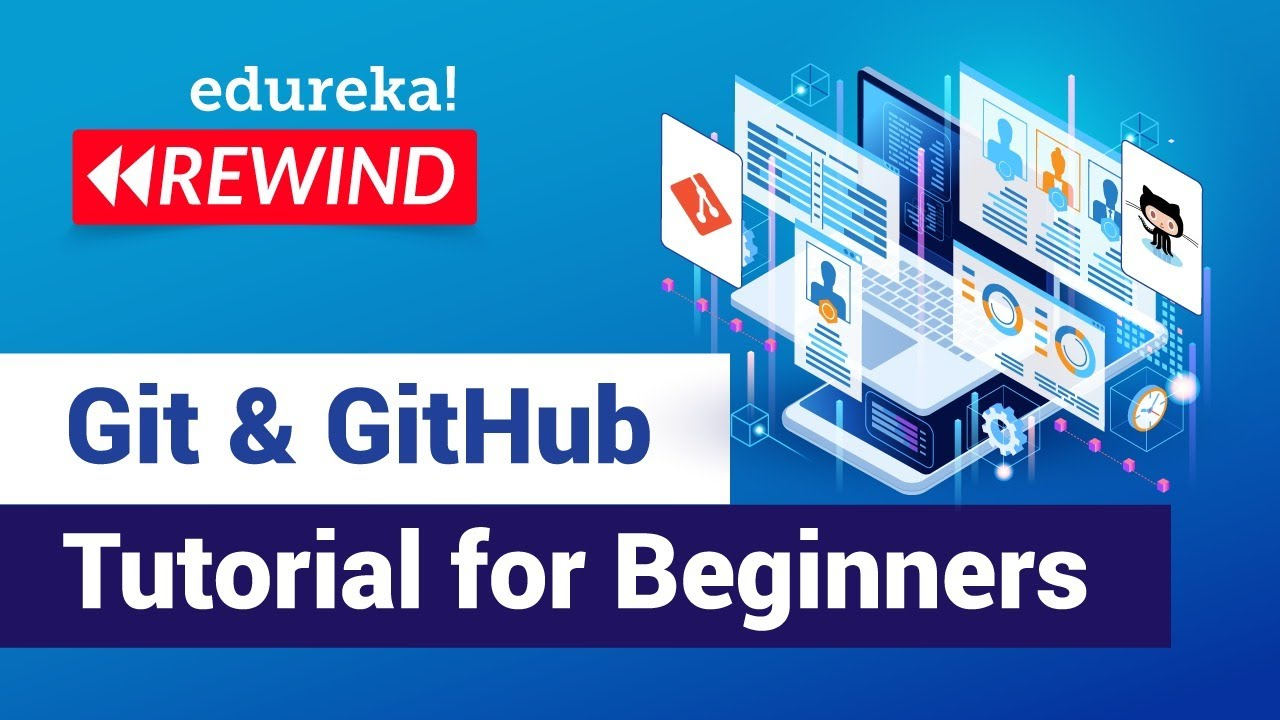 Git & GitHub Tutorial for Beginners | DevOps Tutorial