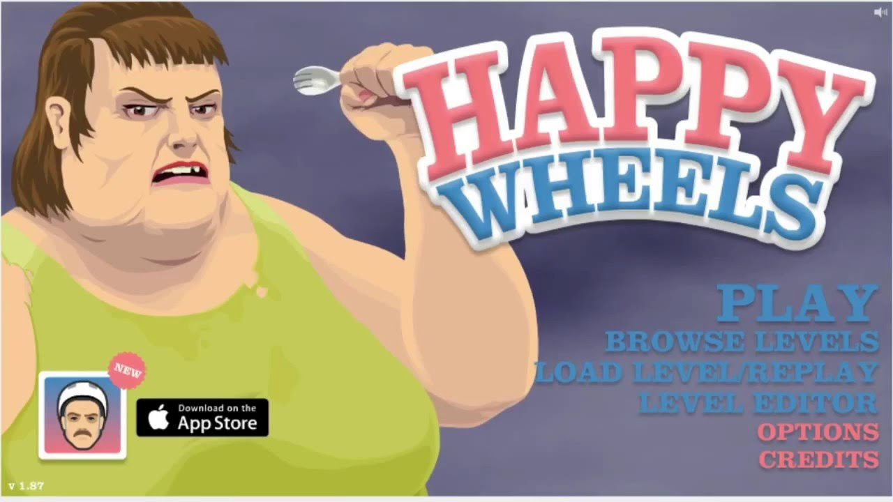 happy wheels 2