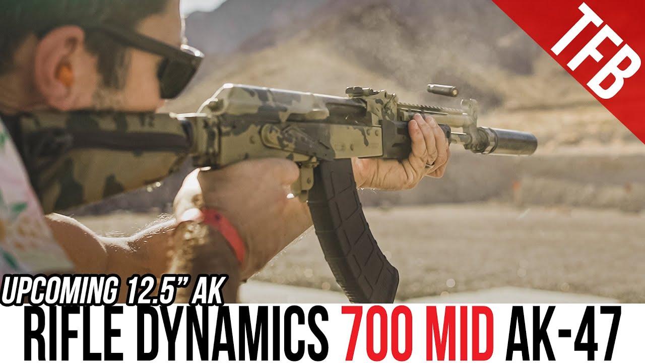 NEW Rifle Dynamics