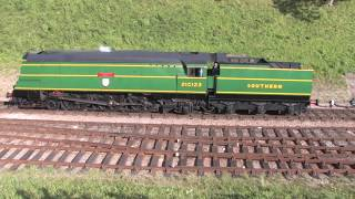 Best of Bluebell Steam 10 years 2007 2017 Part 1