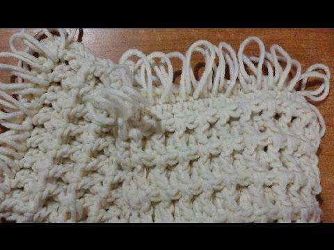 sciarpa unisex all 39 uncinetto tridimensionale crochet