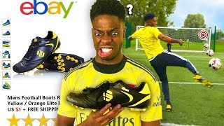 I Played Like Lionel MESSI After I Found These $1000 Football Boots!