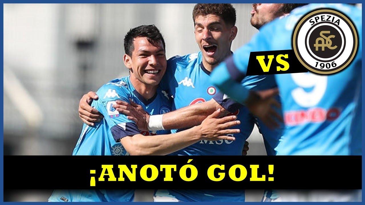 "Así jugó Hirving ""CHUCKY"" Lozano vs sᴘᴇᴢɪᴀ - 8 mayo 2021 (GOL) ⚽"