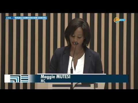 World Tourism Conference Opening - Courtesy of RTV/Rwanda Broadcasting Agency