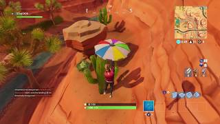 Fortnite Season 5 Week 2 Treasure Location