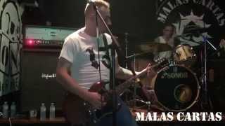 MALAS CARTAS- 365 Días de odio (Skorpions Über Alles 10-10-14)