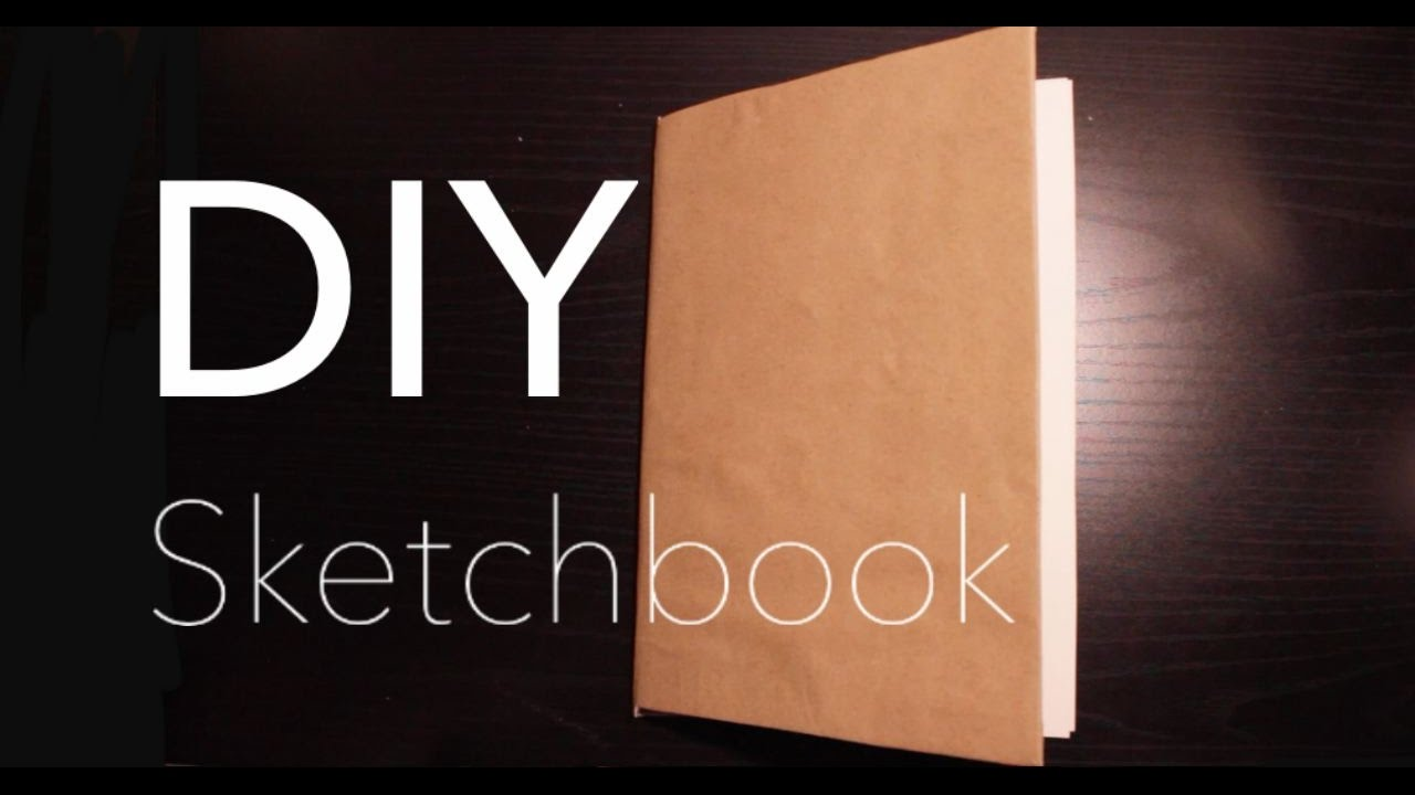How to Create a Sketchbook photo