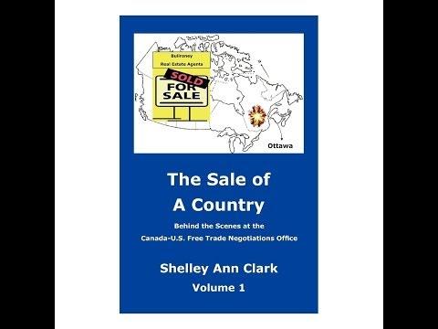 Shelley Ann Clark on Mulroney's free trade agreement