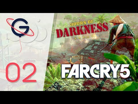 FAR CRY 5 : HOURS OF DARKNESS FR FIN #2 - Adieu le Vietnam
