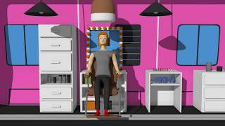 Beauty Studio, Colorful Clothes, nail polishes, Girls' shoes Video for girls | Studio Urody Bajki