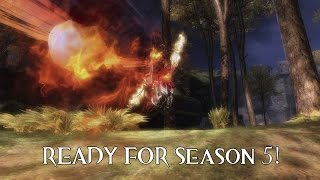 [GW2 PvP Quickie] I think might be ready for Season 5!