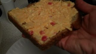 Homemade Pimento Cheese How To