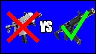 Which SMG is BETTER? GIVE SURPRESSED A CHANCE! (Fortnite Battle Royale)