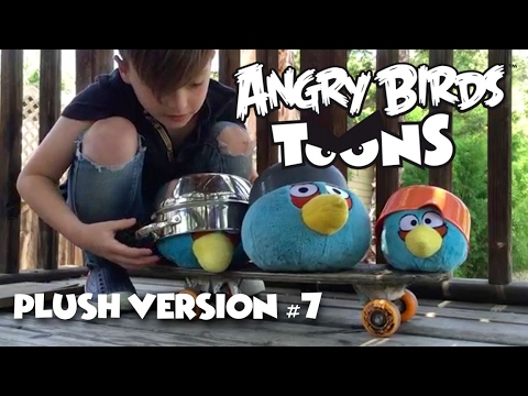 Angry Birds Toons (Plush Version) Season 1 Episode 7: True Blue