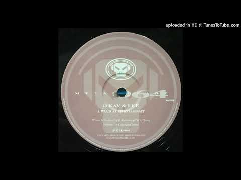 D Kay & Lee - Wax'd - Metalheadz - [METH 064] - 2005