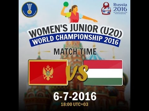 Group A. Hungary - Montenegro