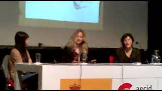 Conversatorio con Christina Rosenvinge en Centro Cultural de España 1