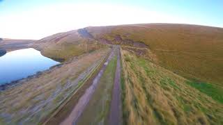 Almost too cold to fly FPV