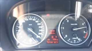 BMW 335D Bi Turbo Accélération 0 280 375ch 746Nm