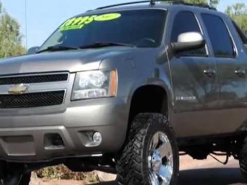 2007 Chevrolet Avalanche 2LT Truck - Scottsdale, AZ - YouTube
