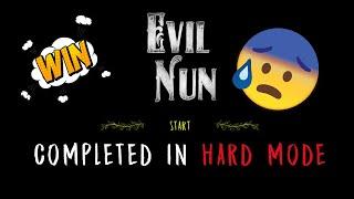 Evil Nun Official -  Main Door Escape Hard Mode [Horror game]