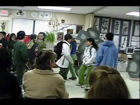 Sapphire Souls play, Meritor Academy, 2003