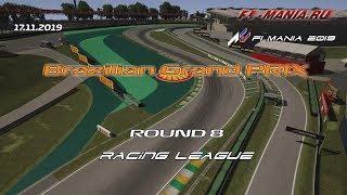 Чемпионат Формула 1 на Assetto Corsa/ Гран-При Бразилии 2019/ F1 Racing League